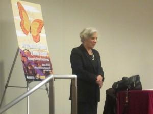 Elena Poniatowska en el 38 Simposio Internacional de Literatura Hispánica